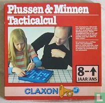 Plussen & Minnen - Tacticalcul