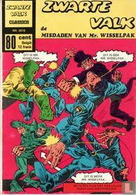 De misdaden van Mr. Wisselpak
