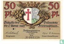 Hammelburg 50 Pfennig