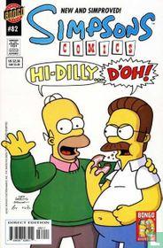 Simpsons Comics 82