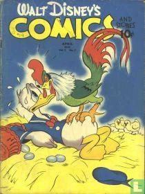 Walt Disney's Comics and Stories 19