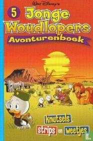 Jonge Woudlopers avonturenboek 5
