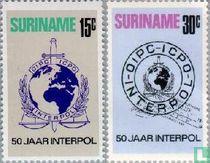 50 jaar Interpol
