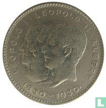 """België 10 francs 1930 (FRA) """"Centennial of Belgium's Independence"""""""
