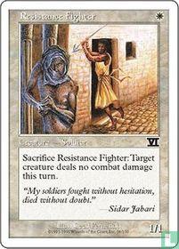 Resistance Fighter