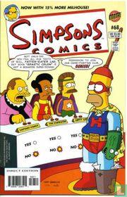 Simpsons Comics 68