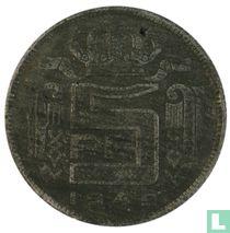 België 5 francs 1945 (NLD)