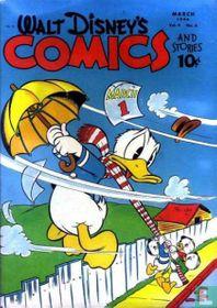 Walt Disney's Comics and Stories 42