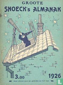 Groote Snoeck's Almanak 1926