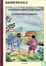 Koenraad Vlamoog komt terug + De schim van de samoerai