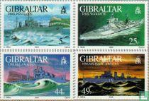 1994 World War II Warships (GIB 172)