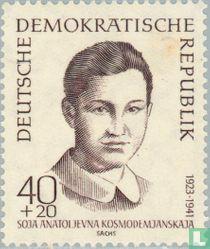 Soja Kosmodemjanskaja