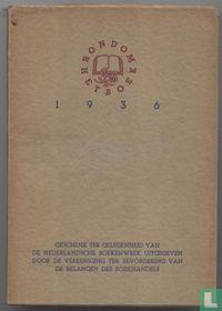 Rondom het boek 1936