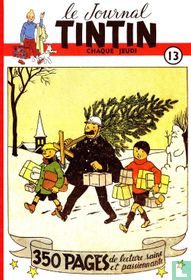 Tintin recueil 13
