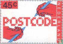 Invoering postcode