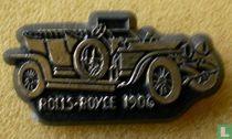 Rolls-Royce 1906 [goud op zwart]