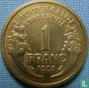 Frankrijk 1 franc 1935