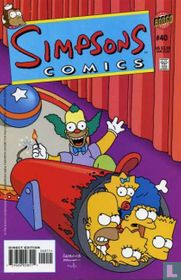 Simpsons Comics 40