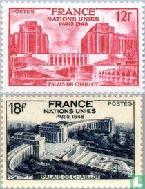 U.N.O. Vergadering- Parijs