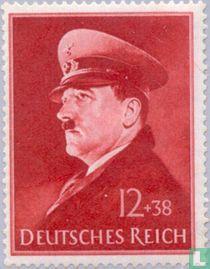 Verjaardag van Hitler