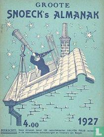 Groote Snoeck's Almanak 1927