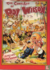 The Comic Art of Roy Wilson