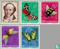 Vlinders en insecten - Pro Juventute
