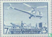 Helikopter-postvluchtdienst