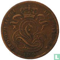 België 1 centime 1869