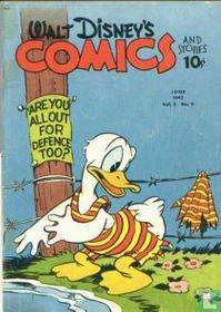 Walt Disney's Comics and Stories 21