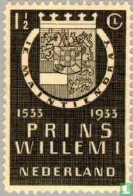 Prins Willem I 1533-1584