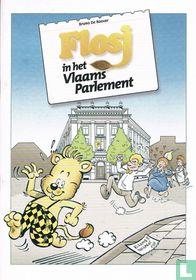 Flosj in het Vlaams parlement