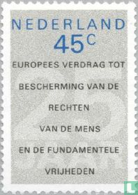 25 years of the European Convention on Human Rights