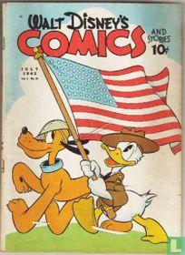 Walt Disney's Comics and Stories 22