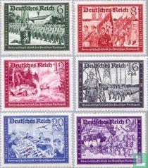 1941 Kameraadschap Duitse post (DR 165)