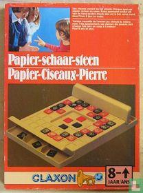 Papier Schaar Steen - Papier Ciseaux Pierre