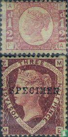 1870 Koningin Victoria (GRB 13)