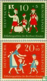 1957 Berlin children (BRD 66)