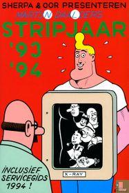 Martijn Daalders stripjaar '93 '94