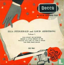 Ella Fitzgerald and Louis Armstrong Volume 1