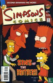Simpsons Comics 71