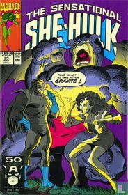 The Sensational She-Hulk 27