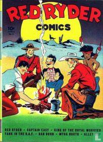 Red Ryder comics (U.S.A)