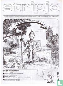 Stripje April '73