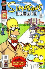 Simpsons Comics 84