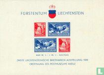 Briefmarkenausstellung Vaduz
