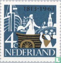 Onafhankelijkheid 1813-1963