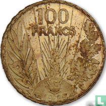 Frankrijk 100 francs 1929 (proefslag)