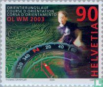 Orienteering, World championship