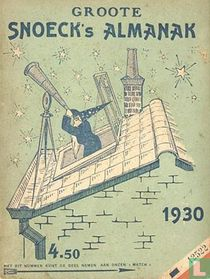 Groote Snoeck's Almanak 1930